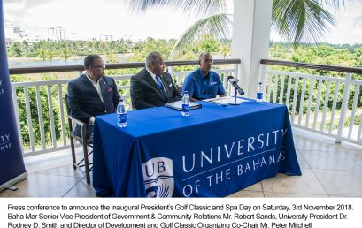A Day On The Links to Raise Funds to Support First Generation UB students