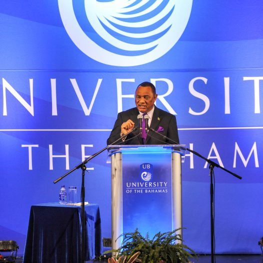 The Inaugural President's Distinguished Lecture Series