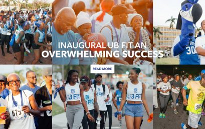 Inaugural UB Fit Fun Run Walk Skate a Success