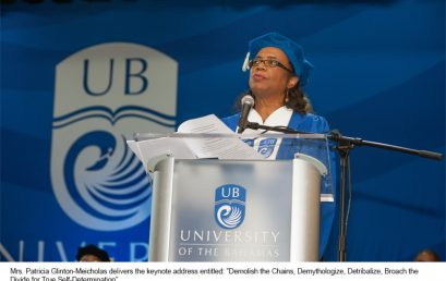 Sobering Reflection on State of the Country at UB Academic Convocation