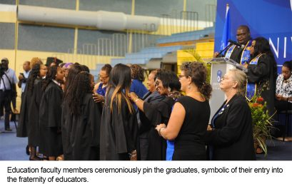 Aspiring Teachers Urged To Embrace Mentorship in Pursuit of Greatness