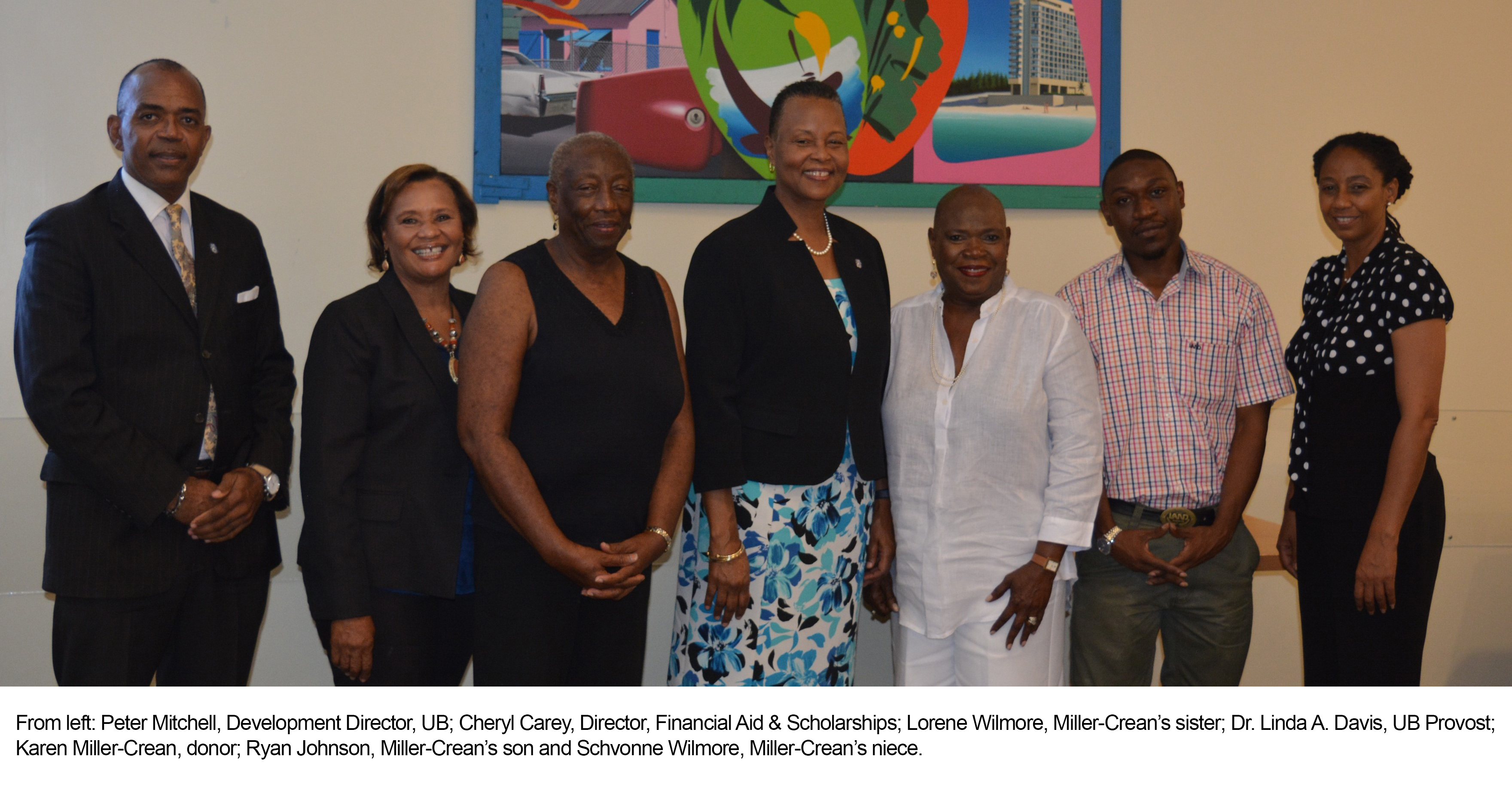MOU Establishes Scholarship for Central Eleuthera Students