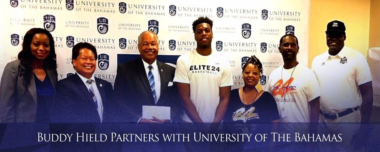 Buddy Hield Partners with University of The Bahamas