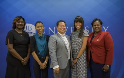 Deltec Initiatives Foundation Establishes Family Island Scholarship at UB
