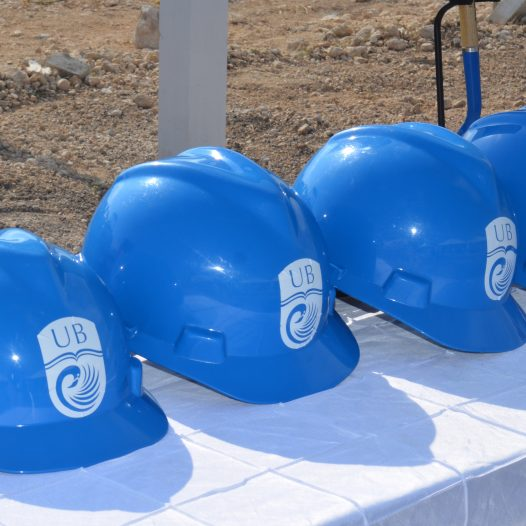 Ground Broken for $95M University Residence and Multipurpose Complex at UB