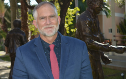 Appointment of Dean, Liberal and Fine Arts