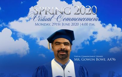 Prominent Bahamian accountant to Deliver UB VirtualCommencement Address